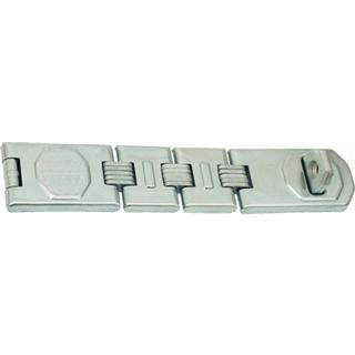 """Abus H.D B 3 Armored Hasp and Staple with Screws /& Nuts 110//230-9 1//4/"""""""