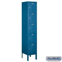 Salsbury Assembled Box Style Metal Locker One Wide