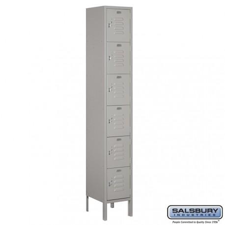 Salsbury Assembled Box Style Metal Locker One Wide