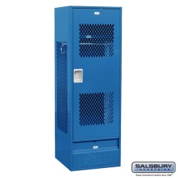 Salsbury Assembled Standard Gear Metal Locker