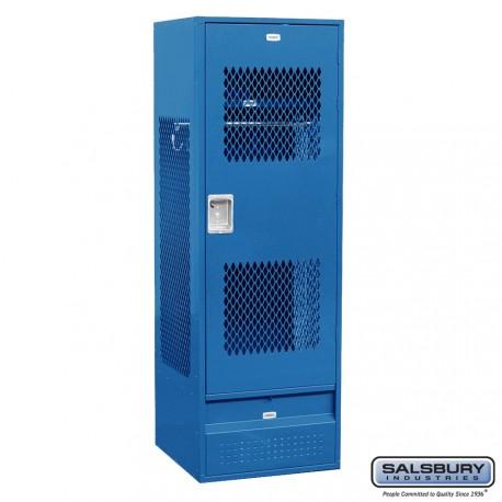 Salsbury Assembled Standard Gear Metal Locker