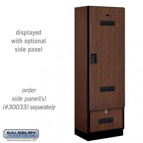 Salsbury Designer Gear Wood Locker