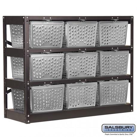 Salsbury Basket Locker