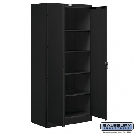 Salsbury Storage Cabinet - Standard - 78 Inches High - 18 Inches Deep