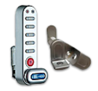 Cabinet Locks, eLocks, Compx Cabinet Security