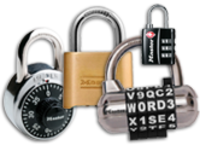 Combination Padlocks, Combo Locks, Combination Locks