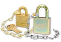 Government Spec NSN Padlocks